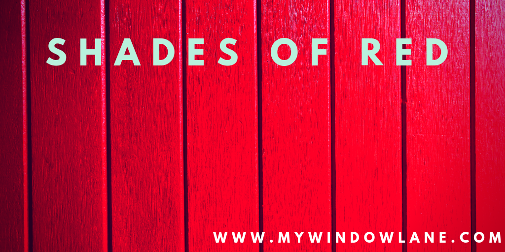 Flavours of Red – Colours That Are Eternal
