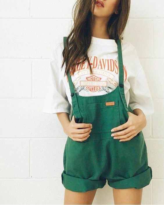 Dungarees Fashion Blog
