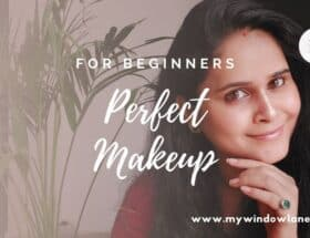 how to do face makeup for beginners