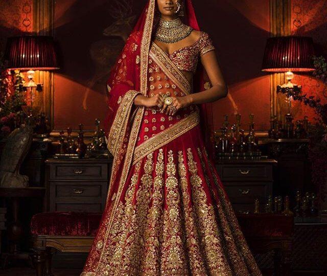 Sabyasachi Bridal wear and Indian Brides